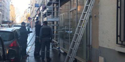 Dépannage rideau métallique à Nanterre