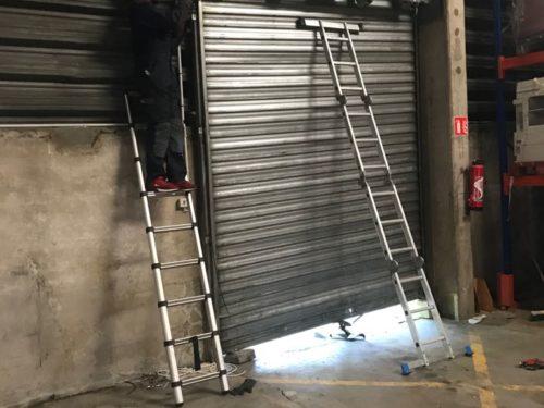Réparation rideau métallique à Clamart 92140