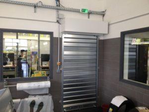 Artisan rideau métallique à Levallois Perret 92300